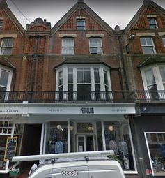 Thumbnail Retail premises for sale in South Street, Eastbourne
