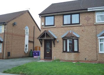 Thumbnail 2 bed semi-detached house for sale in Sparrow Hall Road, Walton, Liverpool
