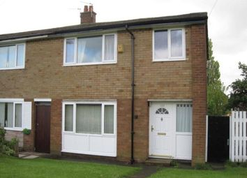 Thumbnail 3 bed terraced house to rent in Ashurst Drive, St Helens