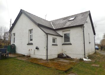 Thumbnail 4 bed detached bungalow for sale in Ty Mawr, Llanybydder