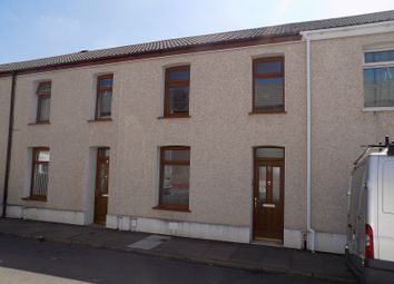 Thumbnail 2 bed terraced house to rent in Beach Street, Port Talbot, Neath Port Talbot.