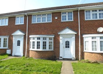 Thumbnail 3 bed terraced house to rent in Cookham Road, Maidenhead