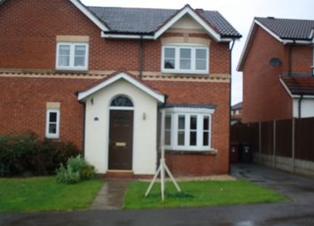 3 bed semi-detached house to rent in Springburn Close, Horwich, Bolton BL6