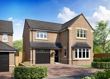 "Thumbnail 4 bedroom detached house for sale in ""Plot 65 - The Settle V0"" at Crofters Green, Killinghall, Harrogate"