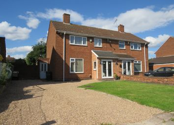 Thumbnail 3 bedroom semi-detached house for sale in Coneyford Road, Shard End, Birmingham