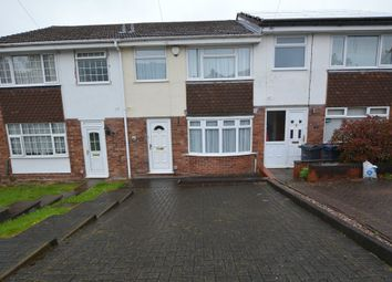 Thumbnail 3 bed town house for sale in Green Drive, Bartley Green, Birmingham