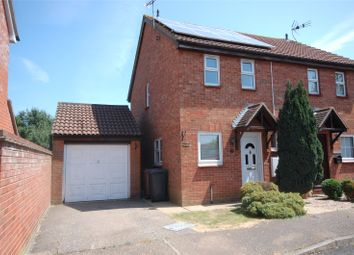 Thumbnail 2 bed semi-detached house for sale in Culver Rise, South Woodham Ferrers, Essex