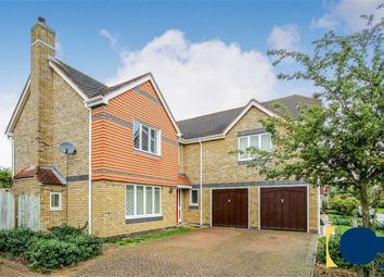 Thumbnail 5 bed detached house to rent in Carisbrooke, Kingsmead, Milton Keynes