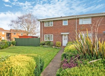Thumbnail 3 bedroom end terrace house for sale in Heathlands Close, Crossways, Dorchester
