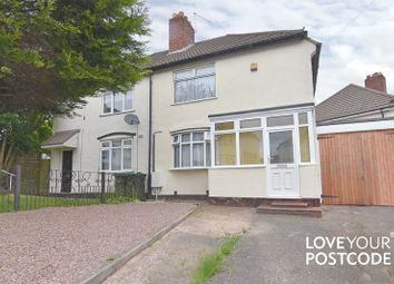 3 bed semi-detached house for sale in Linden Avenue, Tividale, Oldbury B69