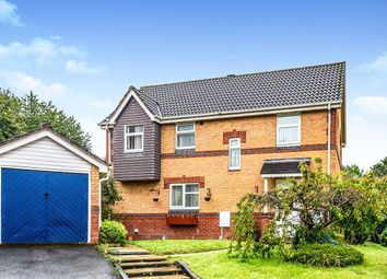 Thumbnail 4 bed detached house for sale in Ragged Robins Close, St. Georges, Telford, Shropshire