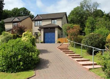 Thumbnail 3 bed detached house for sale in Brookend Brae, Clynder, Argyll And Bute