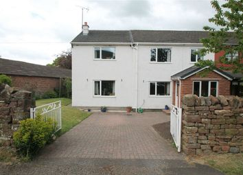 Thumbnail 5 bedroom semi-detached house to rent in 1 Church View, Great Salkeld, Penrith, Cumbria