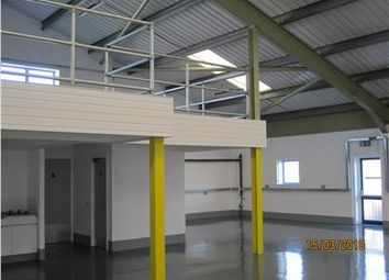 Thumbnail Light industrial to let in Unit 6, Hafan Marina Workshops, Pwllheli, Gwynedd