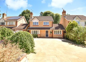 Thumbnail 4 bed detached house for sale in Lewis Close, Harefield, Middlesex