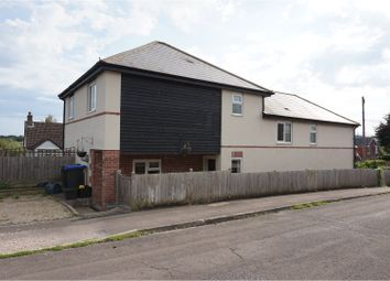Thumbnail 4 bed detached house for sale in Victoria Road, Salisbury