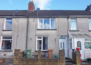 Thumbnail 3 bed terraced house for sale in Hill Street, Ystrad Mynach, Hengoed