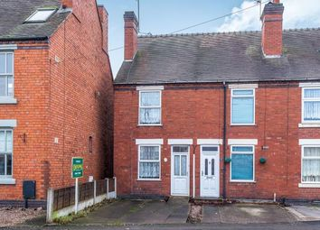 Thumbnail 3 bed semi-detached house for sale in Longford Road, Bridgtown, Cannock, Staffordshire