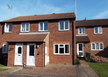 Thumbnail 2 bed terraced house for sale in Armoury Drive, Gravesend, Kent, England