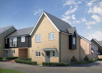 Thumbnail 3 bed semi-detached house for sale in The Burley At St Michael's Hurst, Barker Close, Bishop'S Stortford, Hertfordshire