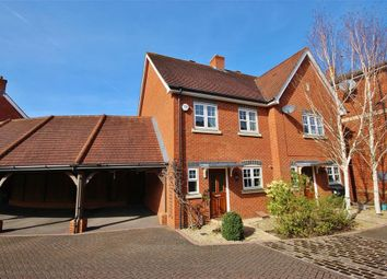 Thumbnail 3 bed semi-detached house to rent in Little Court, Wolage, Grove, Wantage