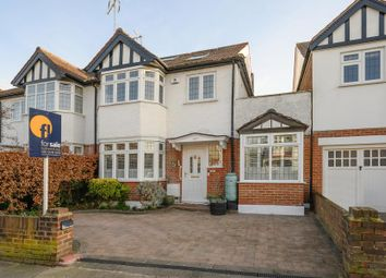 Thumbnail 5 bed semi-detached house for sale in Latchmere Road, Kingston Upon Thames