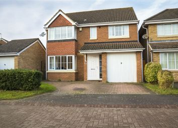 Thumbnail 4 bedroom detached house for sale in Stornaway Road, Langley, Berkshire
