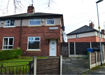 Thumbnail 3 bed semi-detached house for sale in Lands End Road, Manchester