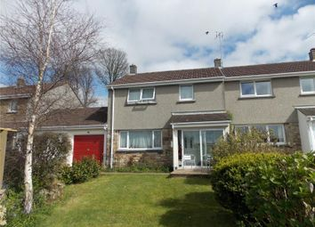 Thumbnail 4 bed end terrace house for sale in Chenhalls Close, St Erth, Hayle