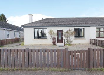 Thumbnail 3 bedroom semi-detached bungalow for sale in Bruce Gardens, Inverness