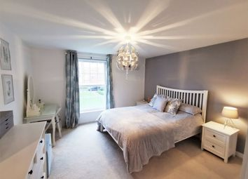 Thumbnail 2 bed flat for sale in Merrifield Court, Welwyn Garden City, Hertfordshire