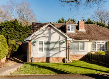 Thumbnail 4 bed semi-detached bungalow for sale in Cherry Tree Avenue, Waterlooville, Hants