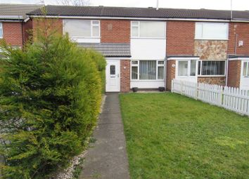 Thumbnail 2 bedroom town house for sale in Blount Road, Thurmaston, Leicester