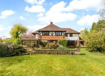 Thumbnail 4 bed detached house for sale in Ballsdown, Chiddingfold, Godalming, Surrey
