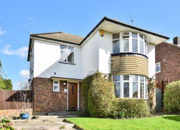 Thumbnail 3 bed detached house for sale in Walden Road, Chislehurst