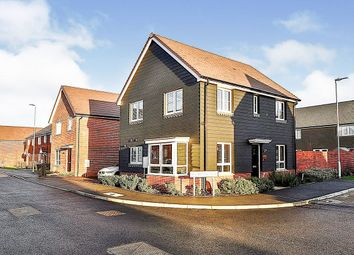 Thumbnail 3 bed detached house for sale in Saunders Field, Maidstone, Kent