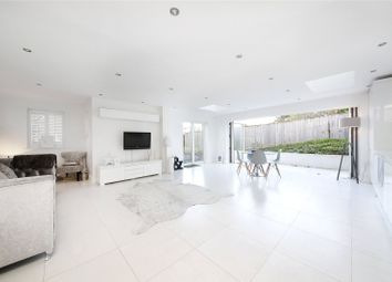 Thumbnail 4 bed semi-detached house for sale in Gayfere Place, London