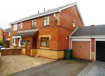 Thumbnail 3 bed semi-detached house to rent in Cochrane Close, Tipton