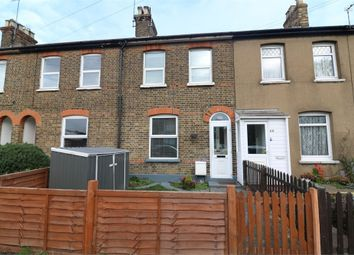 Thumbnail 3 bed terraced house to rent in Park Lane, Waltham Cross, Hertfordshire