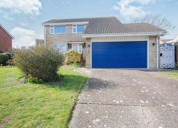 Thumbnail 4 bedroom detached house for sale in Greenham Drive, Seaview