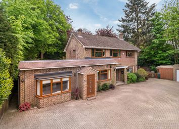 Thumbnail 4 bed detached house for sale in Warren Road, Crowborough