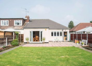 Thumbnail 2 bed semi-detached bungalow for sale in Millbrook Gardens, Gidea Park, Romford