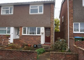 Thumbnail 2 bed semi-detached house to rent in Shooters Hill Close, Southampton