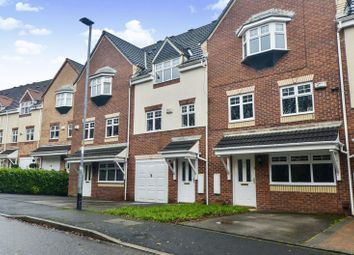 Thumbnail 3 bed town house for sale in Crowswood Drive, Stalybridge