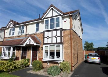 Thumbnail 3 bed semi-detached house for sale in Copper Beeches, Penwortham, Preston
