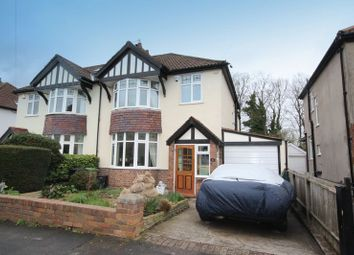 Thumbnail 4 bedroom semi-detached house for sale in Lampeter Road, Westbury-On-Trym, Bristol