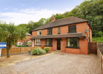 Thumbnail 4 bed semi-detached house for sale in Dale View, Dale Road, Coalbrookdale, Telford