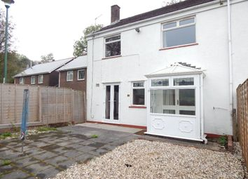 Thumbnail 3 bed end terrace house for sale in Beaumont Close, Nantyglo, Ebbw Vale