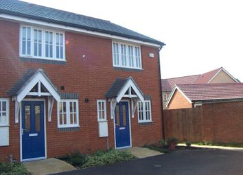 Thumbnail 2 bed property to rent in Damselfly Road, Ipswich