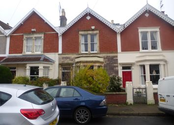 Thumbnail 4 bed property to rent in Berkeley Road, Westbury Park, Bristol